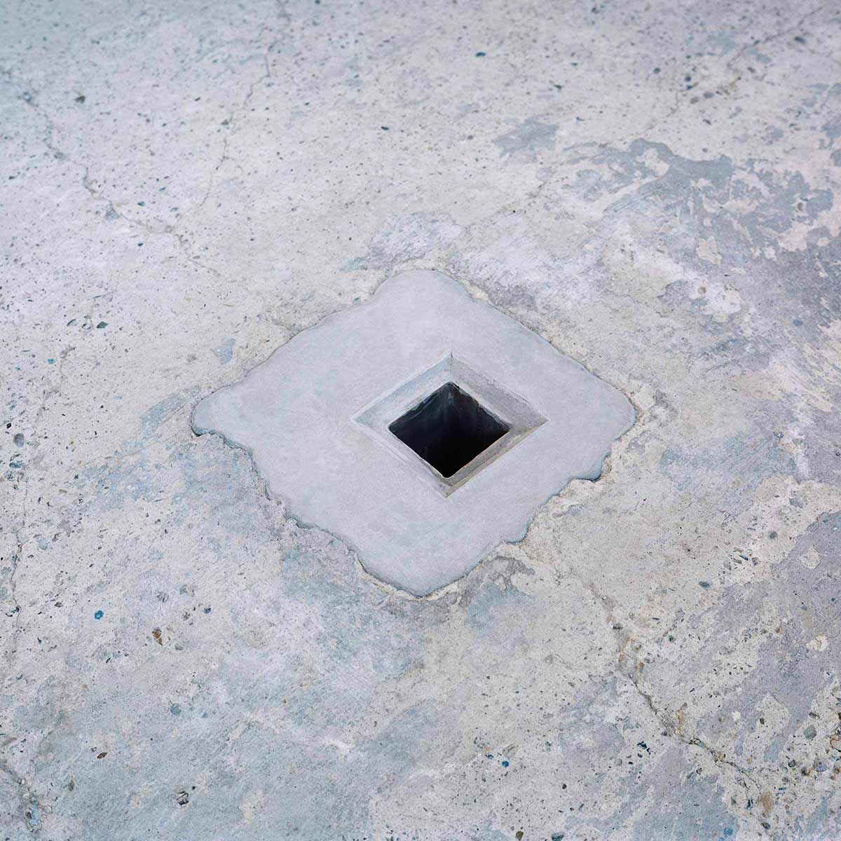 044 Ten Lager Eugster Belgrade Concrete Foundation
