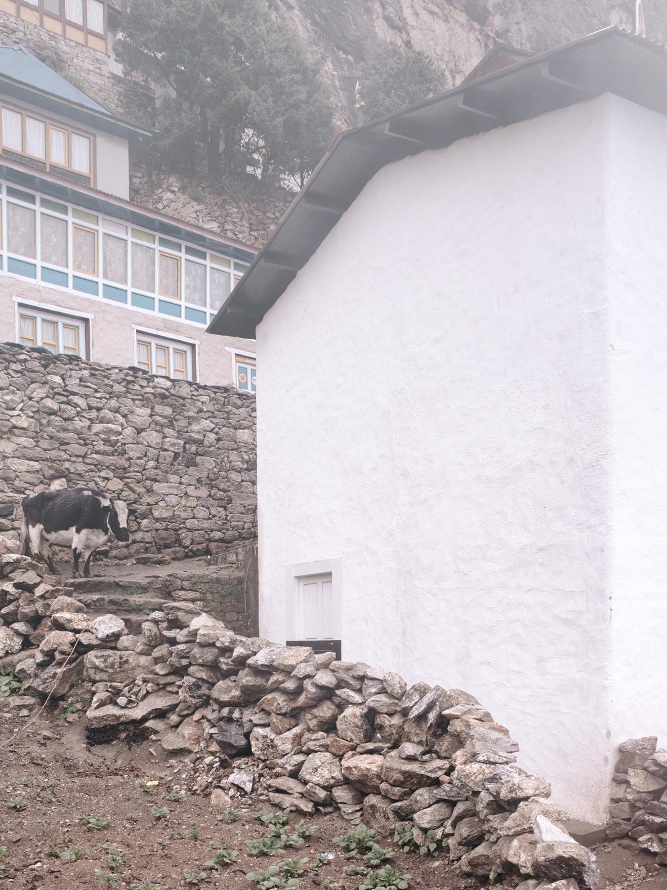 100 Nepal Thame Monks Residence Simone Bossi 117