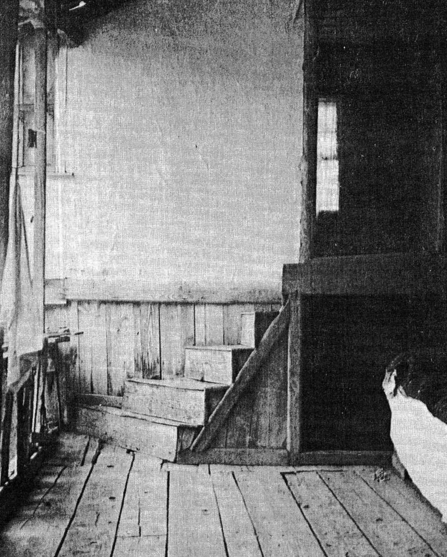 005 Bed In The Corner In Dinarska House Image By F Skerlep 1954